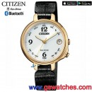 CITIZEN EE4022-16A(公司貨,保固2年):::Eco-Drive,光動能+藍牙,W410,IOS,Android,萬年曆,鬧鈴,來電訊息提示,15種鈴聲,刷卡或3期,EE402216A